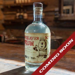 Beaver King Rum by Springfield Distillery