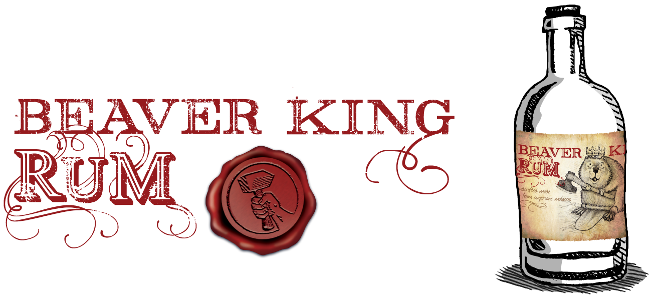 Beaver King Rum from Springfield Distillery