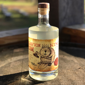 Beaver King Rum - Springfield Distillery