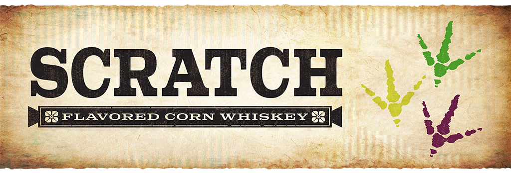 Scratch Flavored Corn Whiskey by Springfield Distillery