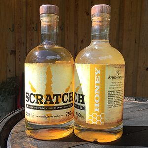 SCRATCH Honey Flavored Whiskey