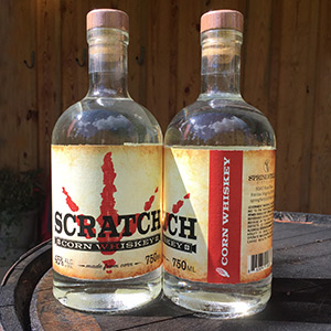 SCRATCH Corn Whiskey