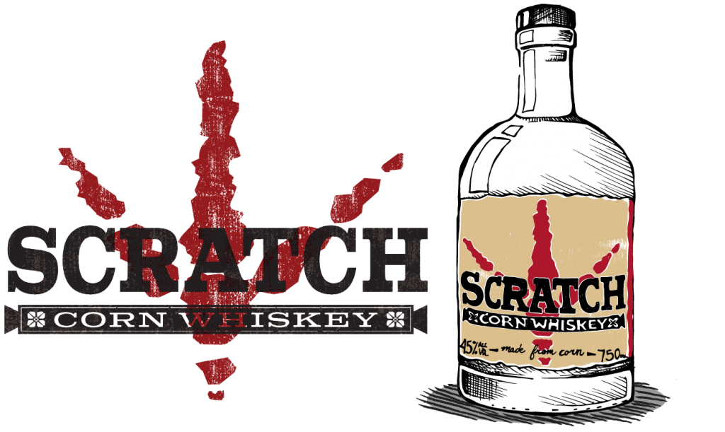 Scratch Corn Whiskey by Springfield Distillery in Halifax VA