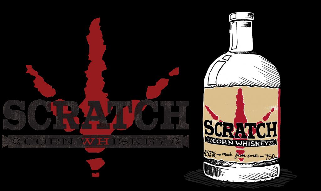 Scratch Corn Whiskey by Springfield Distillery in Halifax VA
