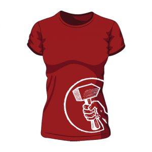 Lady's Touchmark Tee