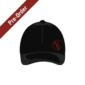 Pre-Order – Black Baseball Cap