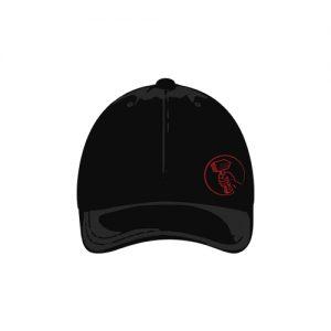 Baseball Style Cap Black