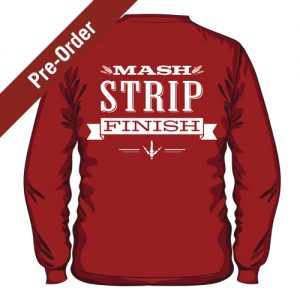 Pre-Order – Scratch Long Sleeve Shirt