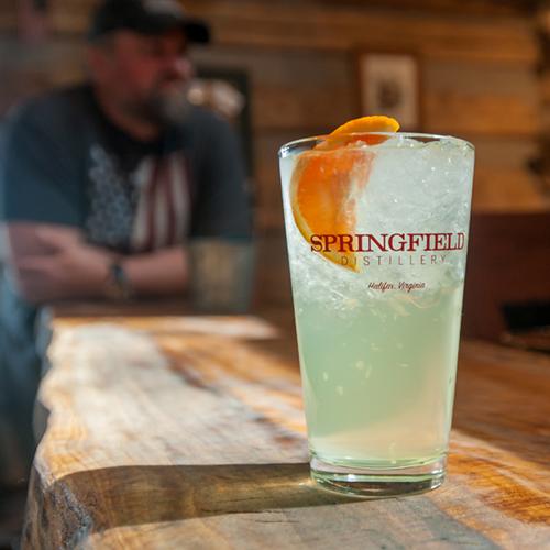 Springfield Distillery Whiskey Tasting