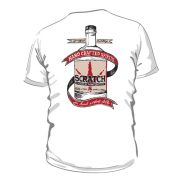 Mens Scratch Bottle Tee