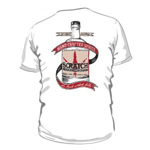 Men's Scratch Bottle T-Shirt