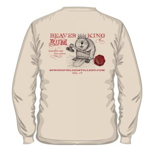 Beaver King Rum Long Sleeve Shirt