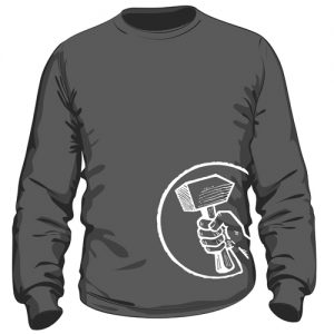 Touchmark Tee Long Sleeve