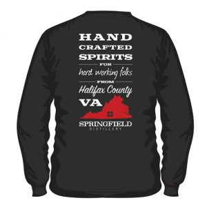 Hand Crafted Long Sleeve Shirt Black