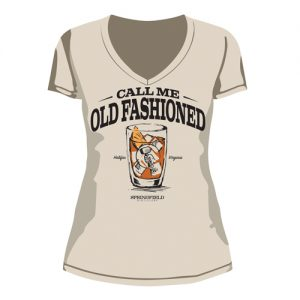 Lady's Old Fashioned T-Shirt