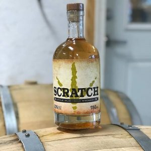 SCRATCH Apple Flavored Whiskey