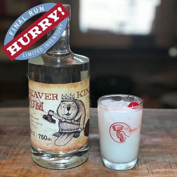 Beaver King Rum