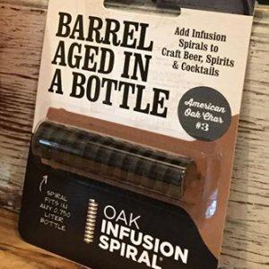 Oak Spiral