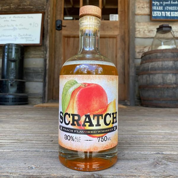 Scratch Peach Whiskey