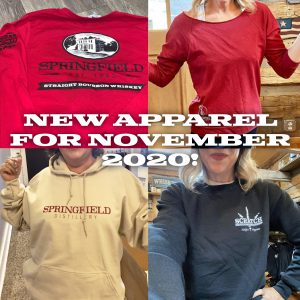 NEW 2020 APPAREL IS HERE!