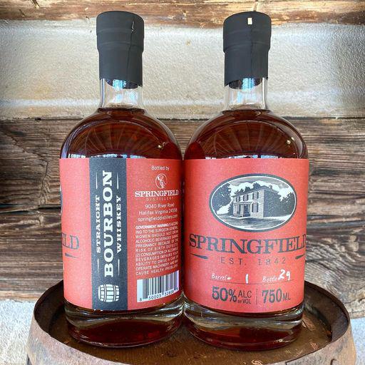 Springfield Straight Bourbon