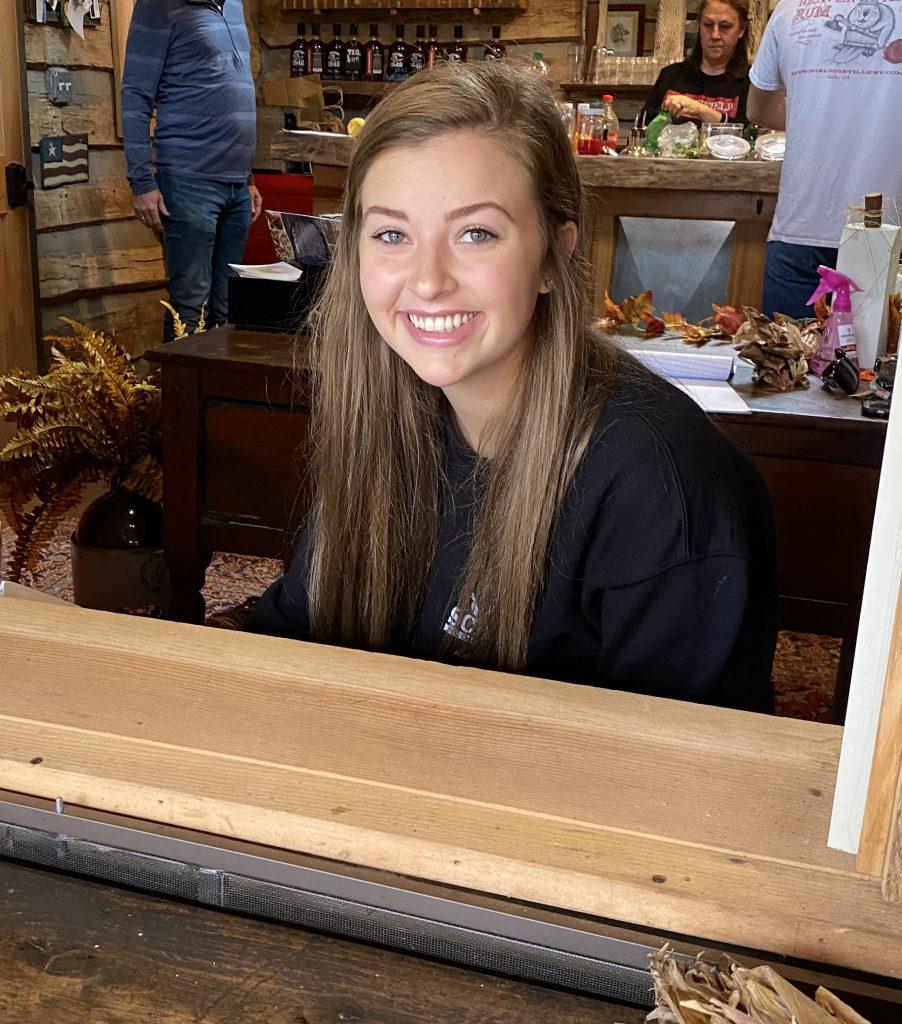 Sara Moser - Springfield Distillery